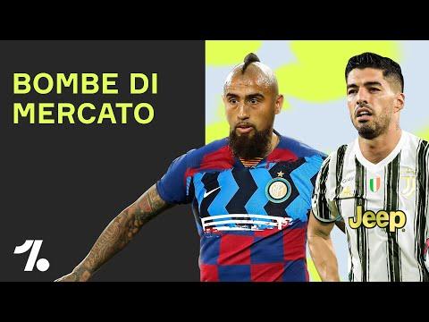 Juve e Inter aspettano Suárez e Vidal: a breve in Serie A? + Le altre ufficialità ► 💣 di mercato