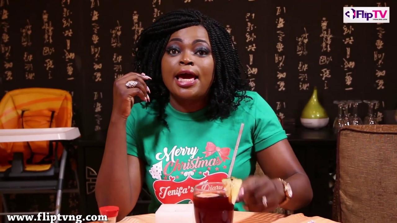 FUNKE AKINDELE BELLO SPEAKS ON WHY JENIFA'S DIARY IS DIFFERENT (Nigerian Lifestyle & Entert