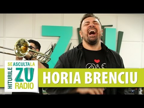 Horia Brenciu - Inima nu vrea (Live la Radio ZU)