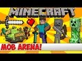 Minecraft Bukkit Plugin - Mob Arena - Tutorial