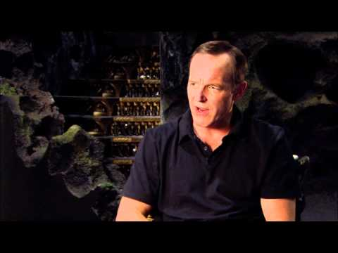 The Avengers: Official On Set Interview Clark Gregg [HD]