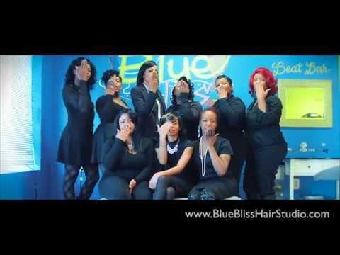 Best Hair Salon-Blue Bliss Hair Studio Suitland Md, Top Hairstyles DC, Beauty Salon, Hair Color-Care