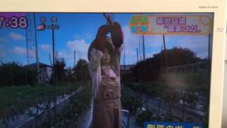 【農家ヨガ:TV出演】NHKおはよう日本 2017.7.31