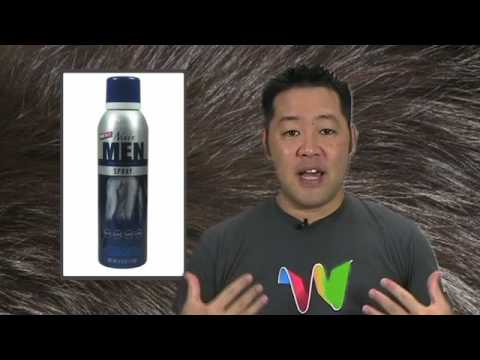 Review Nair For Men Hair Remover Spray Youtube