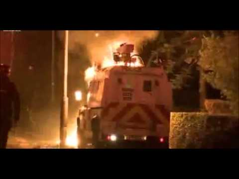 East Belfast Riots