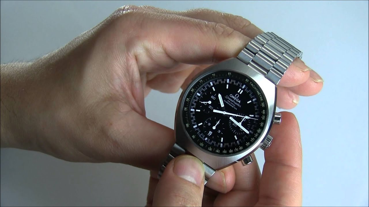 41c51a9127c Omega Speedmaster Mark II Watch Review