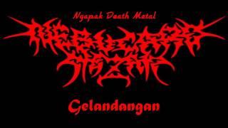 Nebucard Nezar - Gelandangan (Cover Deathdut Metal)
