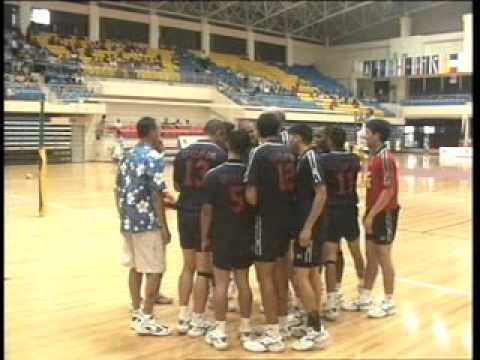 South Pacific Games  2003 Volleyball Men