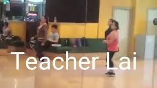 Teacher Lai , Claudia , Rose 2016
