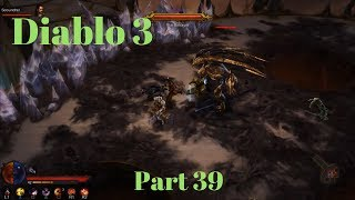 Let's Play Diablo 3 Reaper of Souls: Izual the Betrayer Part 39 (Demon Hunter) PS4