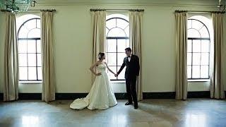 High school sweethearts {Tulsa wedding video}