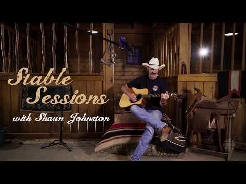 Stable Sessions with Shaun Johnston -