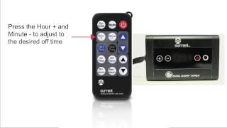 dual ramp timer instructional video