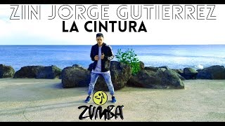ZIN Jorge Gutiérrez ** Álvaro Soler- La Cintura (Zumba)
