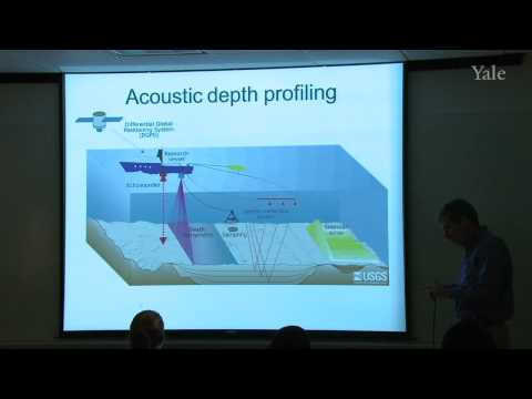 19. Ocean Bathymetry and Water Properties