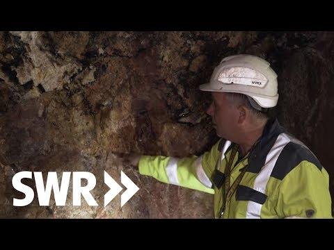 Die vielen Mineralien der Grube Clara im Schwarzwald | SWR made in Südwest