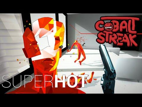 SUPERHOT - Part 2 - Choose A Body - Cobalt Streak