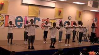Celebration 7 - BT Steppers
