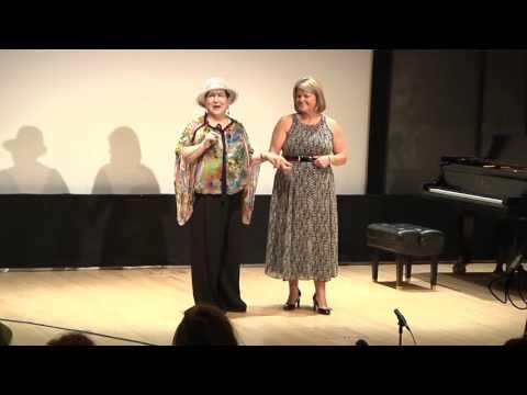 Jennifer Adams (soprano) - The Aesthetical Education of Humanity Through Music