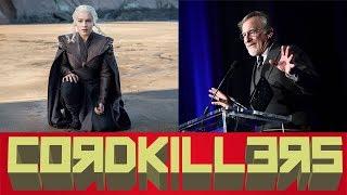 Cordkillers 257 - I'm Sure Your Movies Are Fine, Mr. Spielberg