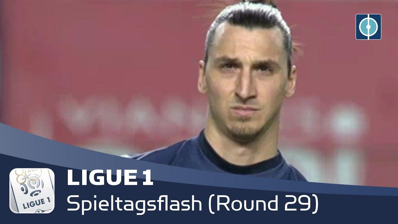 Ligue 1 Spieltag
