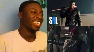 Walking Dead Chappelle's Show   SNL Reaction !!!!