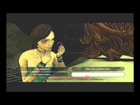 The Wolf Among Us Gameplay and Commentary
