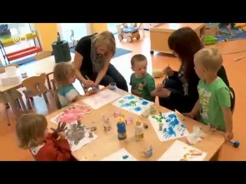 24-hour-kindergarden: the future of childcare? | Made in Germany