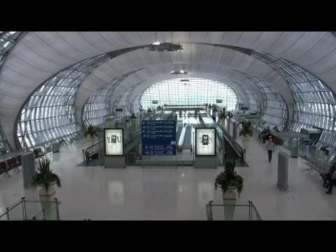 Thailand / Bangkok Airport - Goodbye Thailand