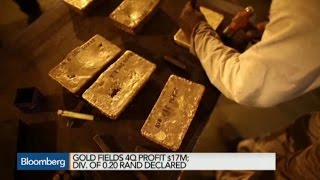 Gold Fields Would Love to Do Another Deal: CEO Holland