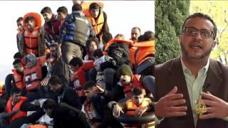 عين الجزيرة- اللاجئون السوريون.. فرار من الموت إلى المجهول