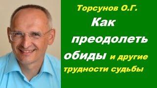 Торсунов О.Г. Как преодолеть обиды и другие трудности судьбы