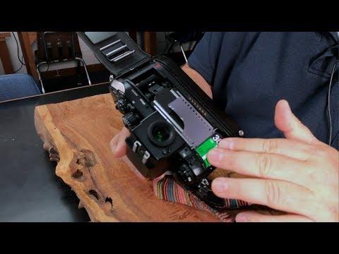 Nikon Coolpix S9700: обзор компактного ультразума - YouTube