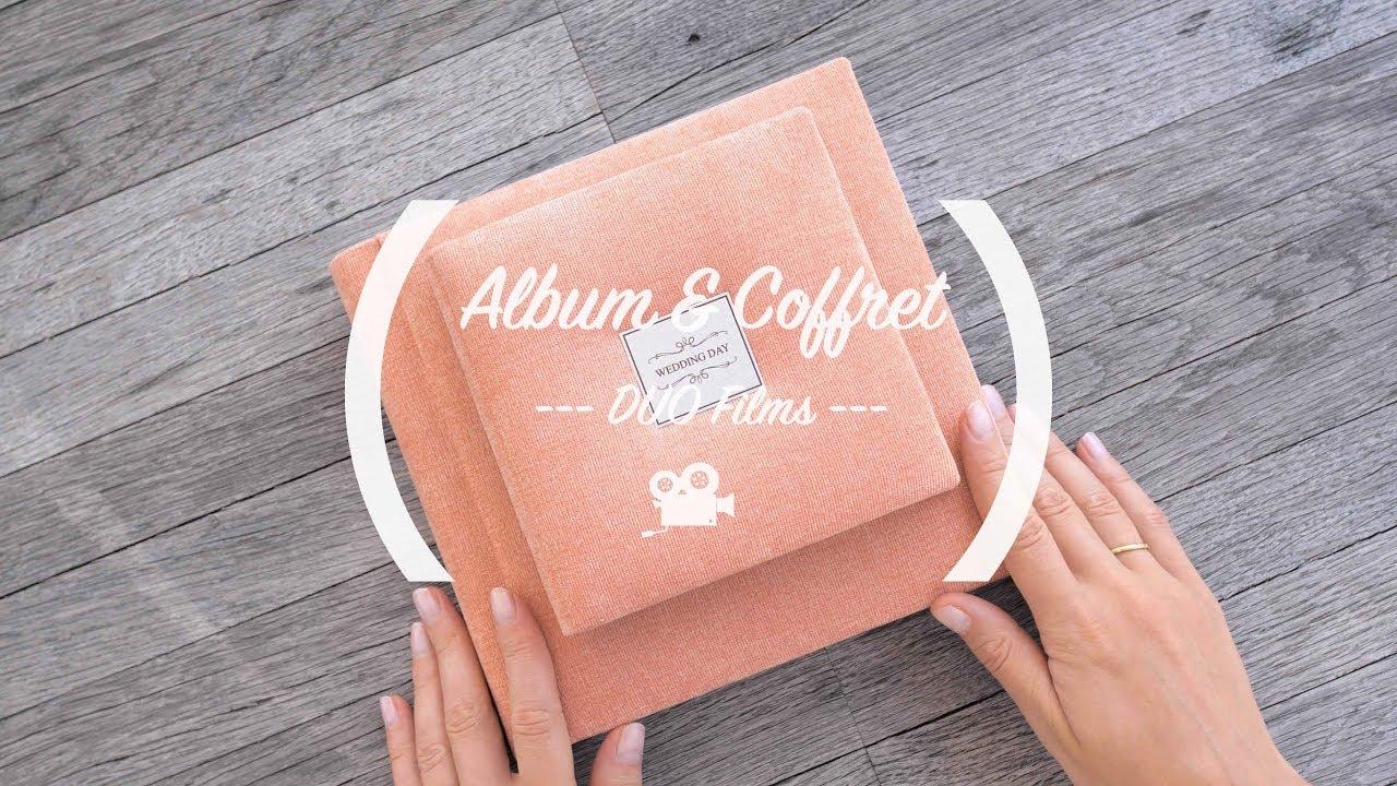 ALBUM ET COFFRET