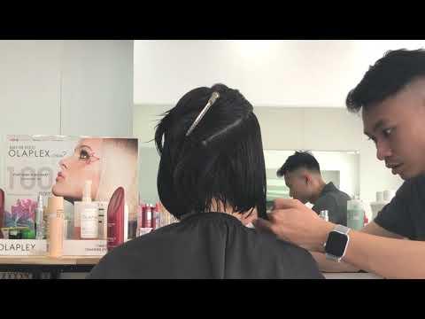 Hướng dẫn cắt tóc ngắn cụp tự nhiên | Tổng hợp những nội dung liên quan cách làm tóc cụp tự nhiên chính xác nhất