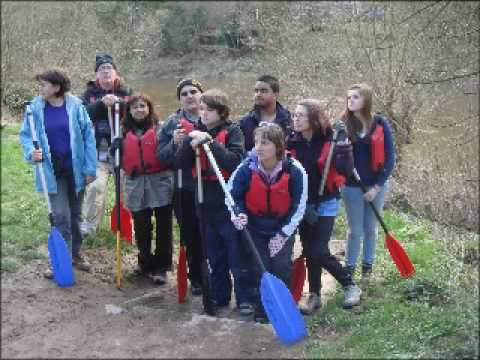 SMLG Canoe Trip on the River Wye Part 2