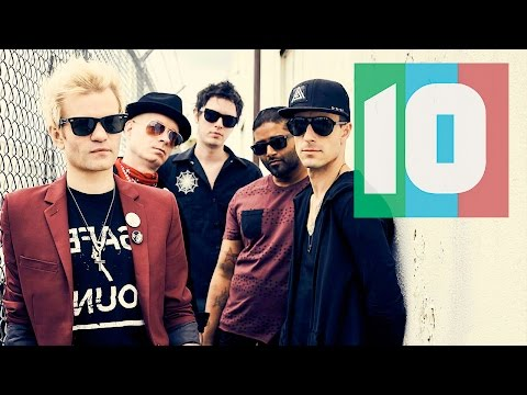 Top 10 Sum 41 Songs