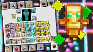 I secretly used CREATIVE MODE in Minecraft UHC...