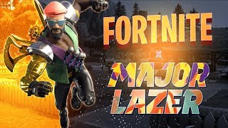 MAJOR LAZER COMING TO FORTNITE || FORTNITE || CHILLED STREAM || 1180+ WINS || LIVE || PS4