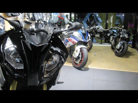 Bmw Motorrad Showroom In Bangalore