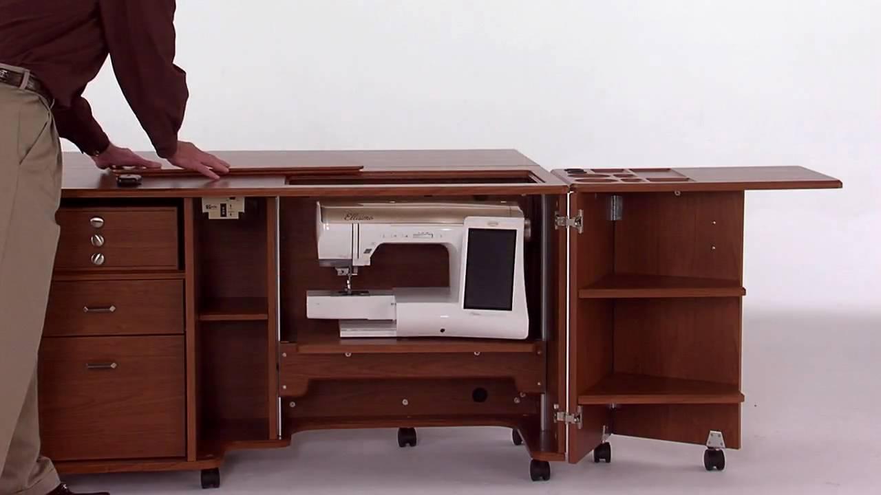 Koala Sewing CabinetsKoala Quiltpro Plus Iv
