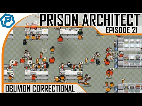 Prison Architect | Oblivion | #21 | Shop, Library, & Mail