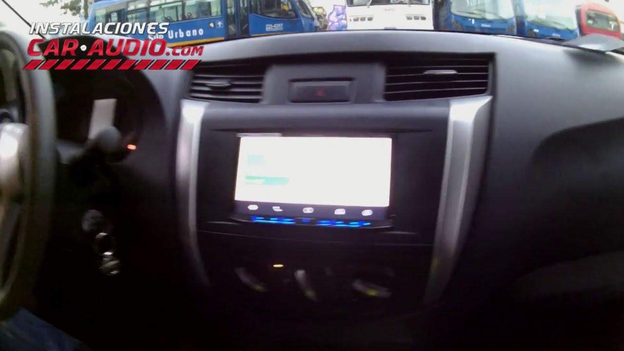 Instalacion Radio Nissan Frontier 2 Din Pioneer