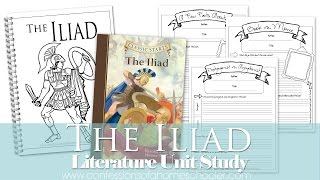 The Iliad Literature Unit Study