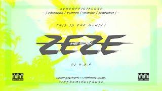 ZEZE [THE G-MIX] Dhol Mix   New Bhangra 2018   Bhangra Mashup   DJ GSP   #InTheMixWithGSP