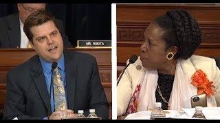 Gaetz vs. Sheila Jackson-Lee
