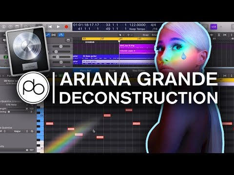 Ariana Grande - 'No Tears Left To Cry' Deconstruction W/ Risa T