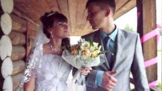 Игорь и Ольга. Свадебный день.