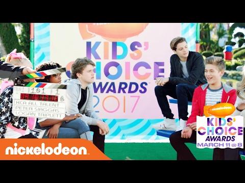 BTS w/ JoJo Siwa, the Cast of Henry Danger & Many More | Kids