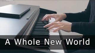 Download Lagu Aladdin - A Whole New World (Piano Cover by Riyandi Kusuma) mp3
